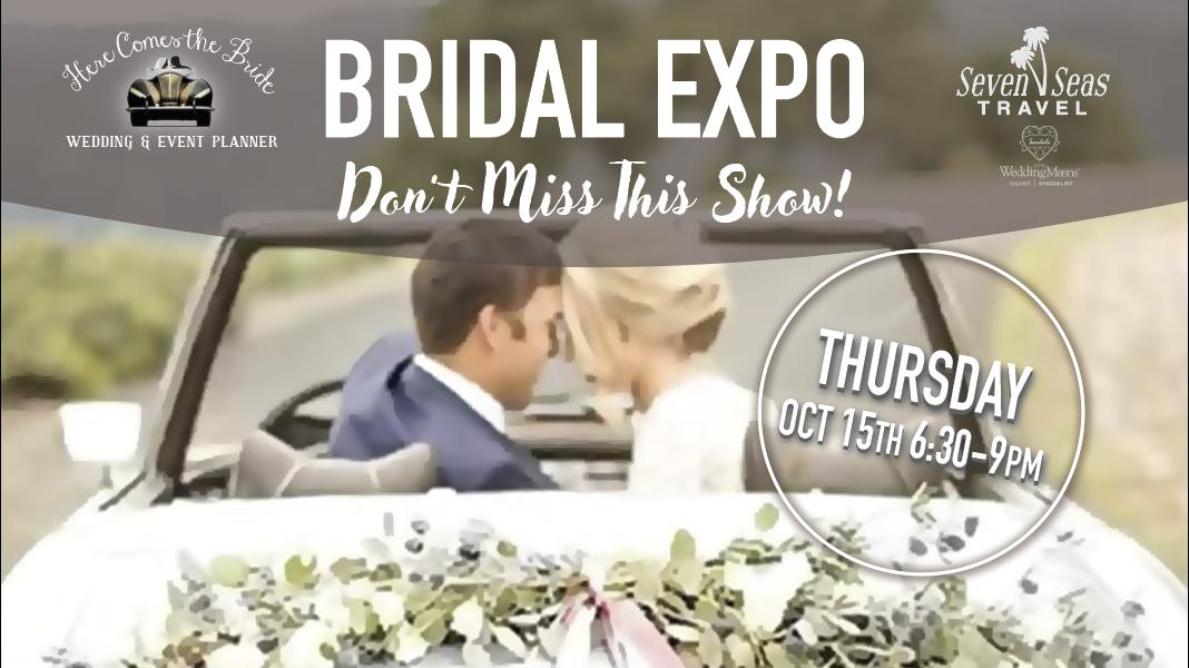 Bridal Show Oct 15, 2020